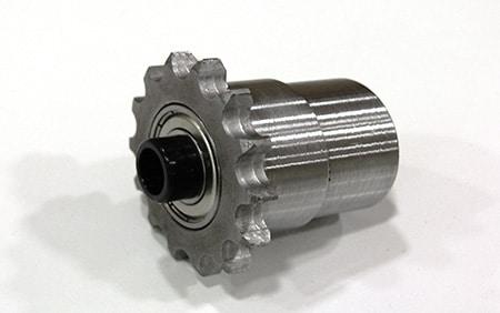 Piñón Metálico Z14 1/2″ Simple