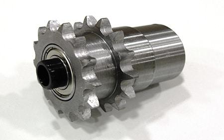 Piñón Metálico Z14 1/2″ Doble