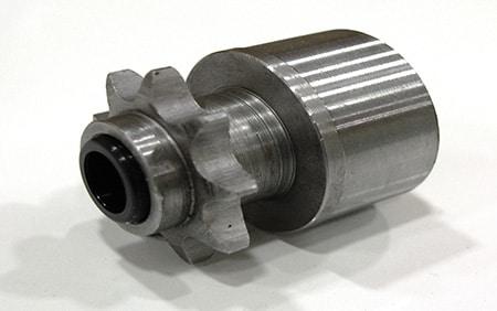 Piñón Metálico Z9 1/2″ Simple