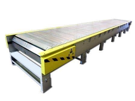 transportador de cadena tablillas, transportadores