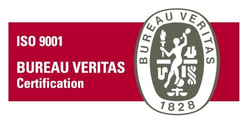 Certificación Bureau-Veritas Codimar